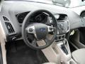 2012 Sonic Blue Metallic Ford Focus SE 5-Door  photo #12