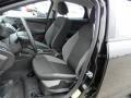 2012 Tuxedo Black Metallic Ford Focus S Sedan  photo #11