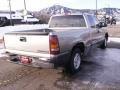 2000 Light Pewter Metallic Chevrolet Silverado 1500 Extended Cab  photo #3