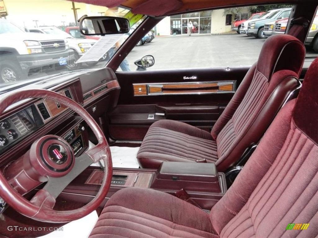 1987 black oldsmobile cutlass supreme salon coupe for 1987 cutlass salon