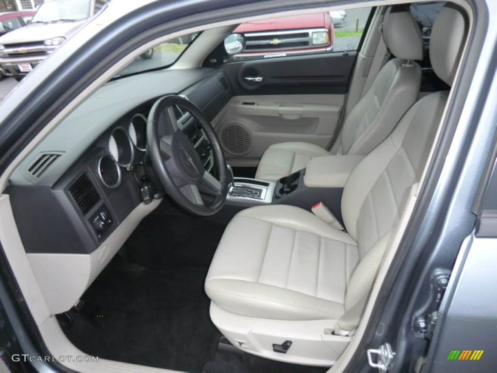 Dark Slate Gray/Light Graystone Interior 2007 Dodge Magnum R/T Photo  #58709343