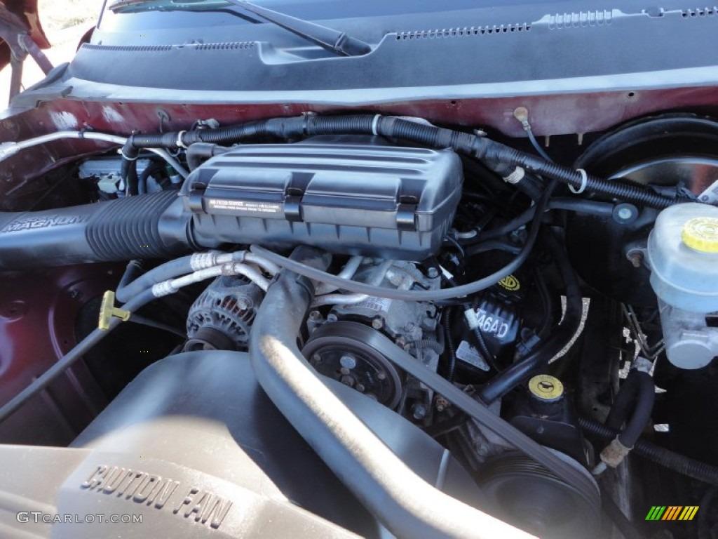 2001 Dodge Ram 1500 St Regular Cab 3 9 Liter Ohv 12 Valve V6 Engine Photo 58717718