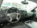 Ebony Dashboard Photo for 2008 Chevrolet Silverado 1500 #58732242