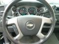 Ebony Steering Wheel Photo for 2008 Chevrolet Silverado 1500 #58732278