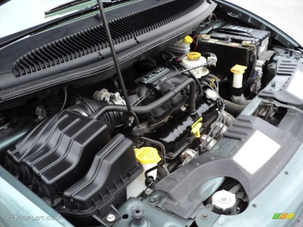 2002 Chrysler Voyager Standard Voyager Model Engine Photos ...