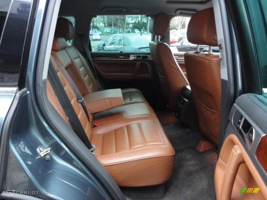 Teak Interior 2004 Volkswagen Touareg V8 Photo 58751316