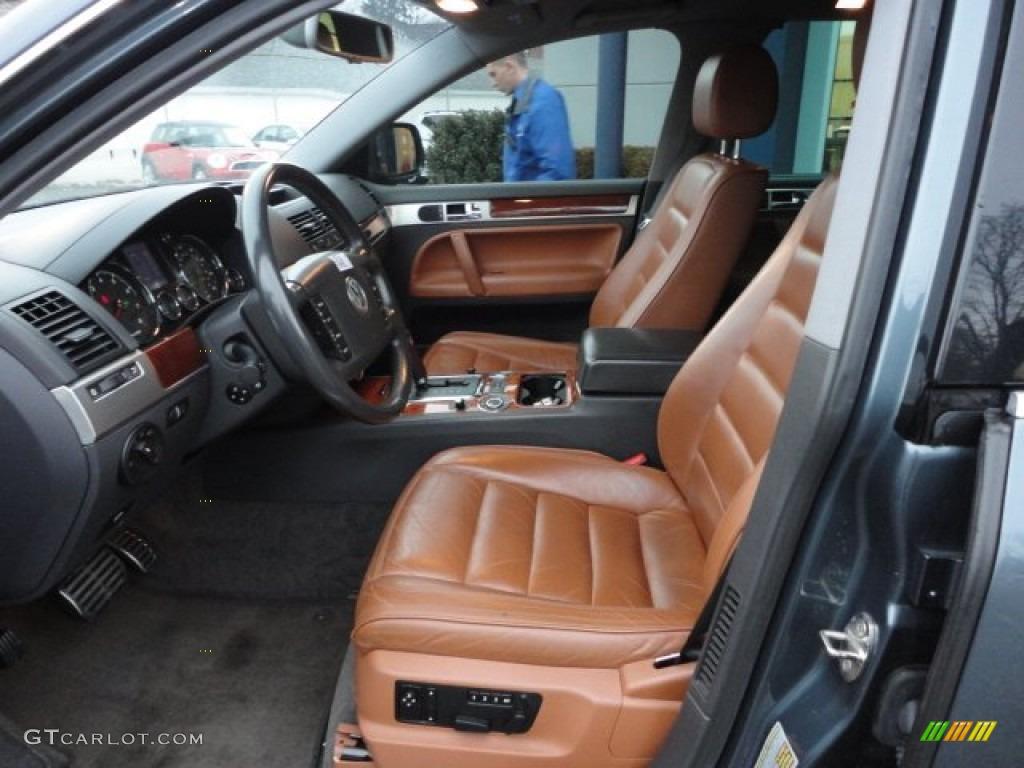 Teak Interior 2004 Volkswagen Touareg V8 Photo 58751397