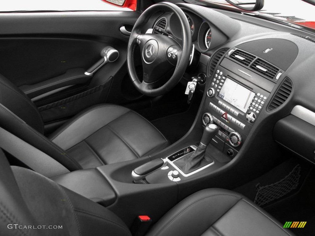 2007 mercedes benz slk 55 amg roadster interior photo for Mercedes benz ml 350 for sale