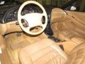 1998 Ford Mustang Saddle Interior Prime Interior Photo