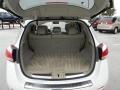 2011 Glacier White Pearl Nissan Murano SL  photo #11
