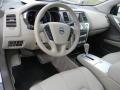 2011 Glacier White Pearl Nissan Murano SL  photo #18