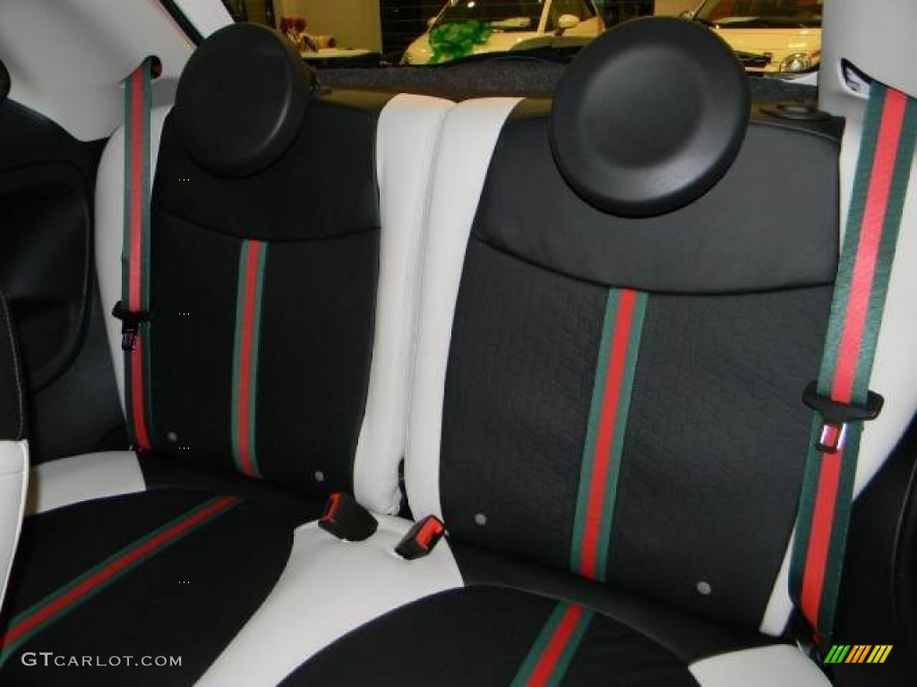 Charming 2012 Fiat 500 Gucci Interior Photo #58788022 Photo Gallery