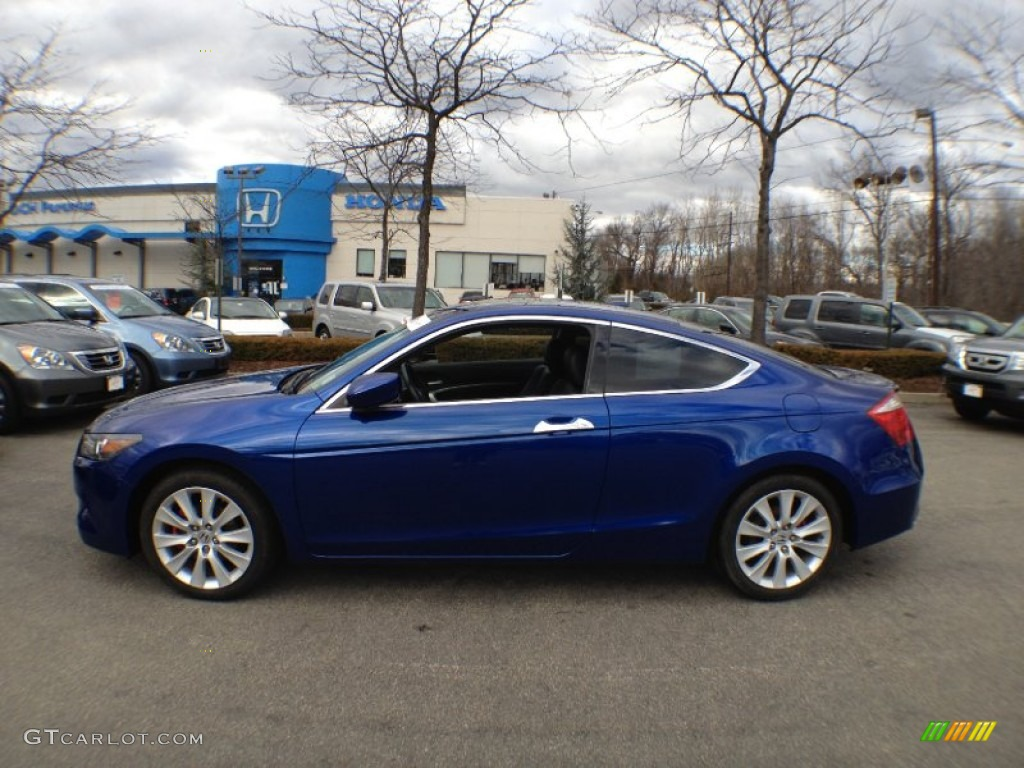 2010 belize blue pearl honda accord ex l v6 coupe. Black Bedroom Furniture Sets. Home Design Ideas