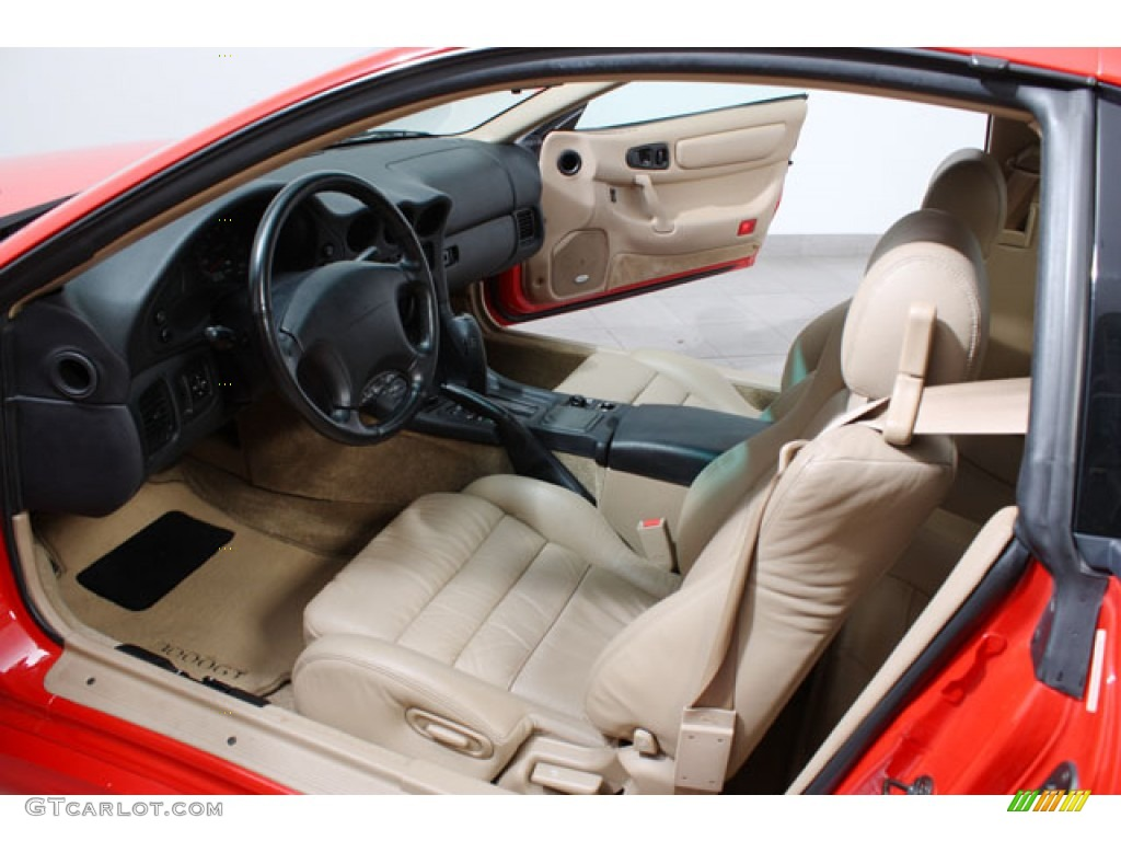 1997 Mitsubishi 3000gt Sl Interior Photo 58802631