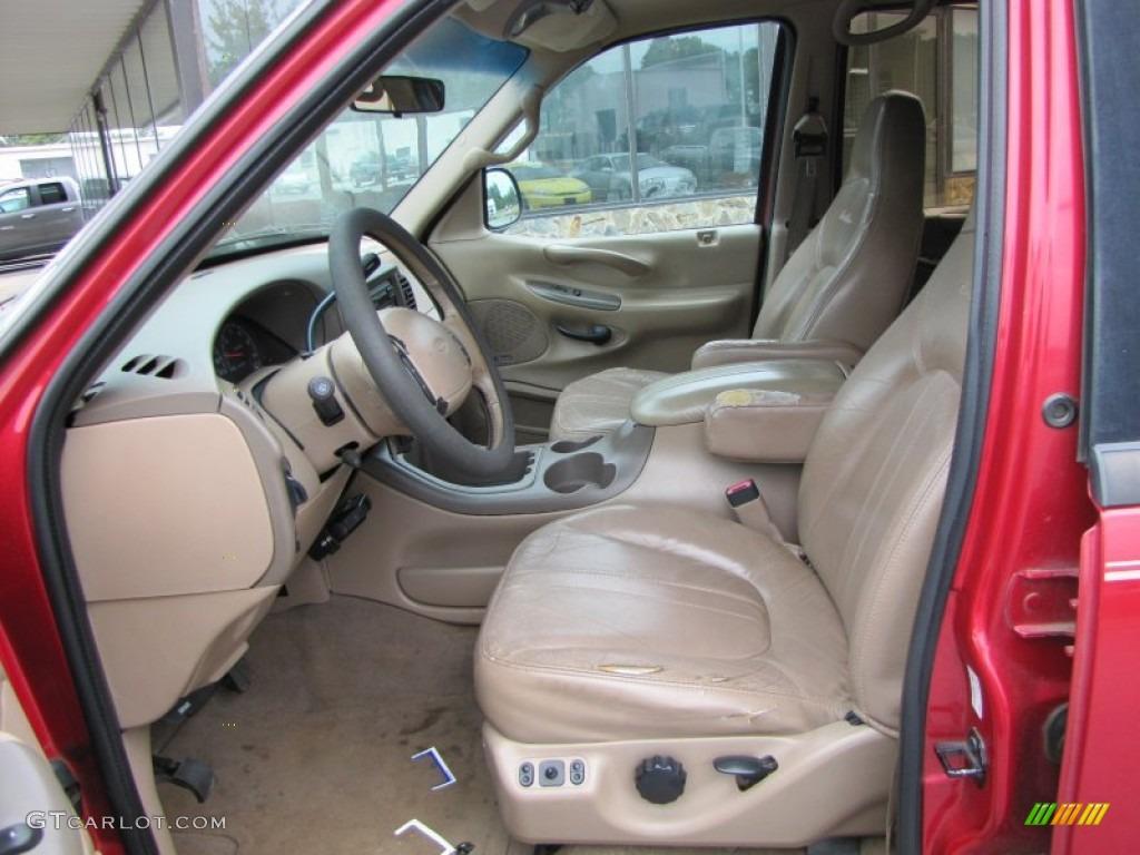 1997 Ford Expedition Eddie Bauer 4x4 Interior Photos