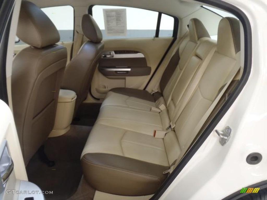 2008 Chrysler Sebring Limited Sedan Interior Photos