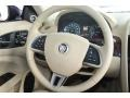 2012 Jaguar XK Caramel/Caramel Interior Steering Wheel Photo