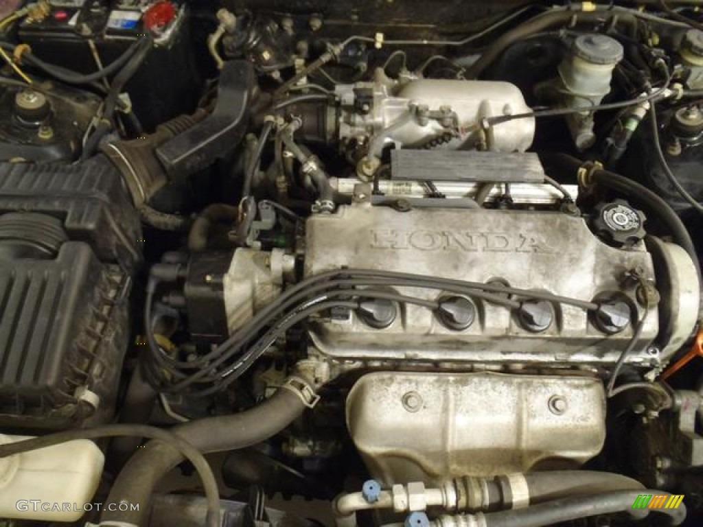 2000 honda civic ex coupe 1 6 liter sohc 16 valve 4 for 2000 honda civic ex specs