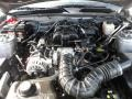 2007 Tungsten Grey Metallic Ford Mustang V6 Premium Coupe  photo #24