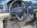 Ivory Steering Wheel Photo for 2009 Honda CR-V #58824704