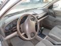 Tan 1995 Nissan Altima Interiors