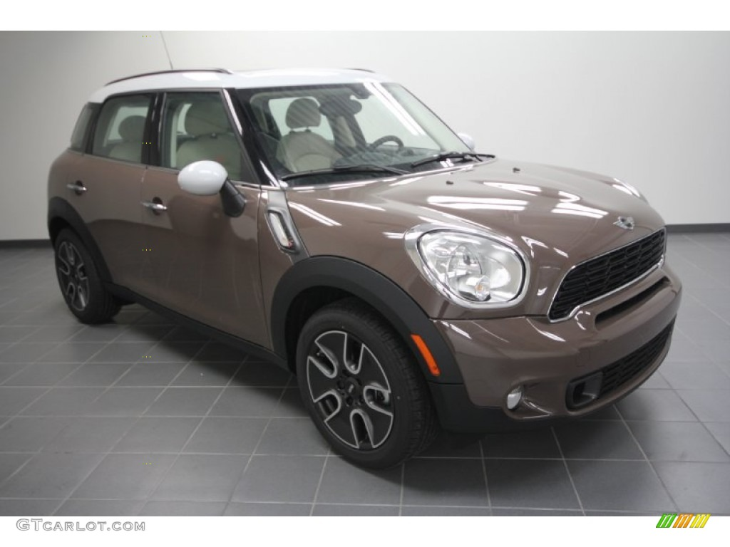 2012 light coffee mini cooper s countryman 58724869 car color galleries. Black Bedroom Furniture Sets. Home Design Ideas
