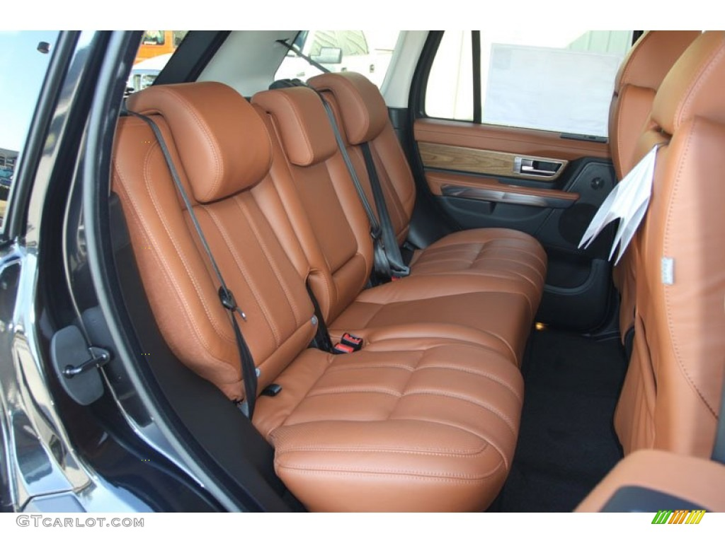 Tan Interior 2012 Land Rover Range Rover Sport Hse Lux Photo 58851469
