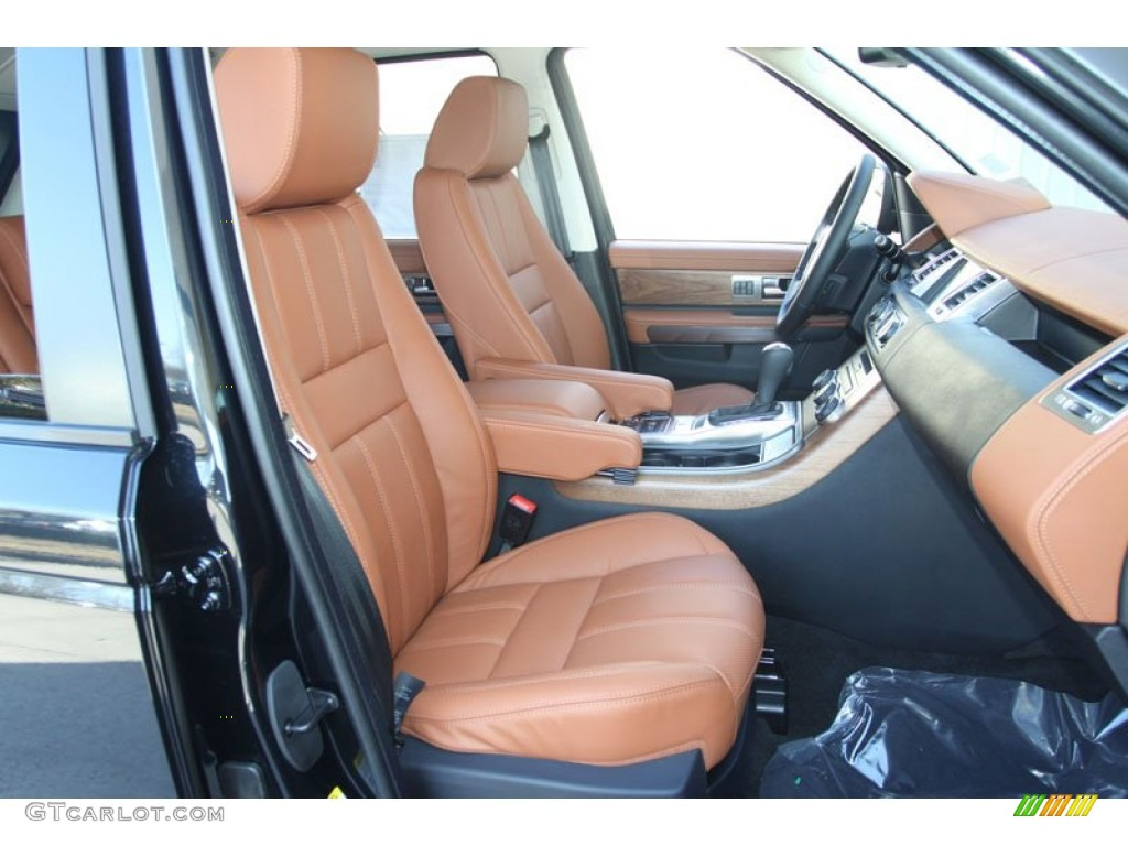 Tan interior 2012 land rover range rover sport hse lux - 2012 range rover interior pictures ...