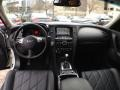 2011 Infiniti FX Graphite Interior Dashboard Photo
