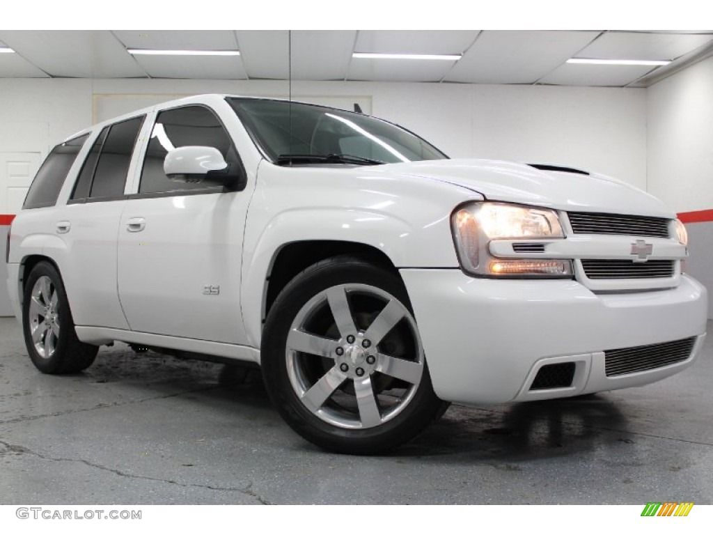 Summit white 2006 chevrolet trailblazer ss awd exterior photo 58856611 gtcarlot com