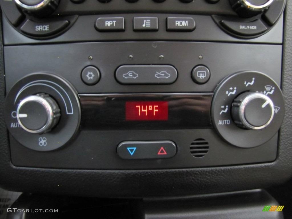 2008 Pontiac G6 Gxp Coupe Controls Photos Gtcarlot Com