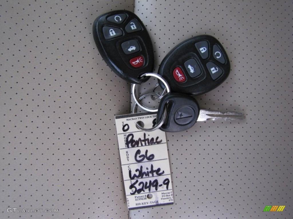 2008 Pontiac G6 Gxp Coupe Keys Photo 58858476 Gtcarlot Com