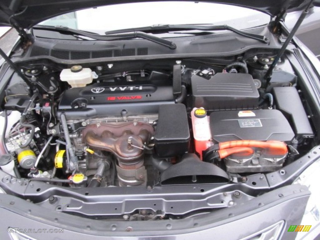 2007 toyota camry hybrid engine specs. Black Bedroom Furniture Sets. Home Design Ideas