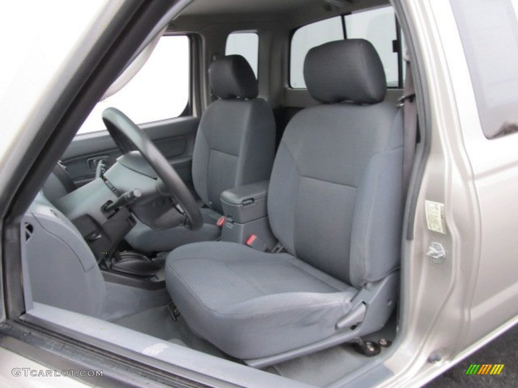 2004 nissan frontier xe v6 king cab 4x4 interior photo. Black Bedroom Furniture Sets. Home Design Ideas