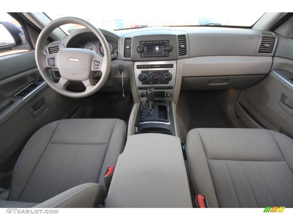 2005 jeep grand cherokee laredo khaki dashboard photo - 2005 jeep grand cherokee laredo interior ...