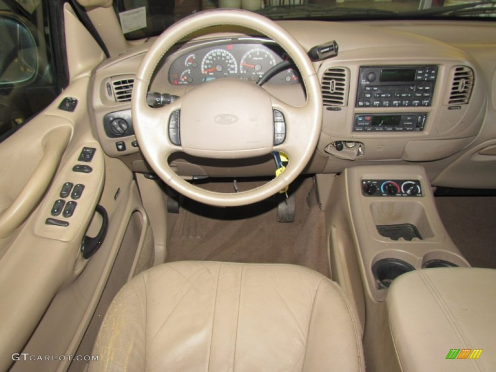 2001 ford expedition eddie bauer dashboard photos. Black Bedroom Furniture Sets. Home Design Ideas