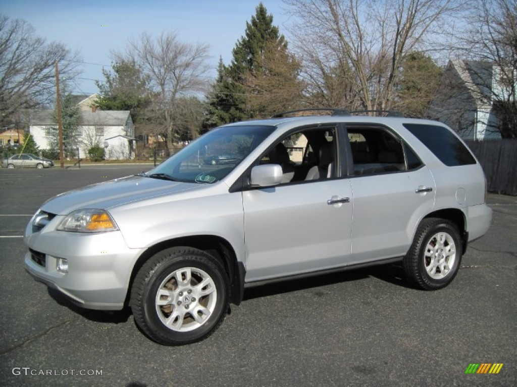2004 starlight silver metallic acura mdx touring 58853213. Black Bedroom Furniture Sets. Home Design Ideas