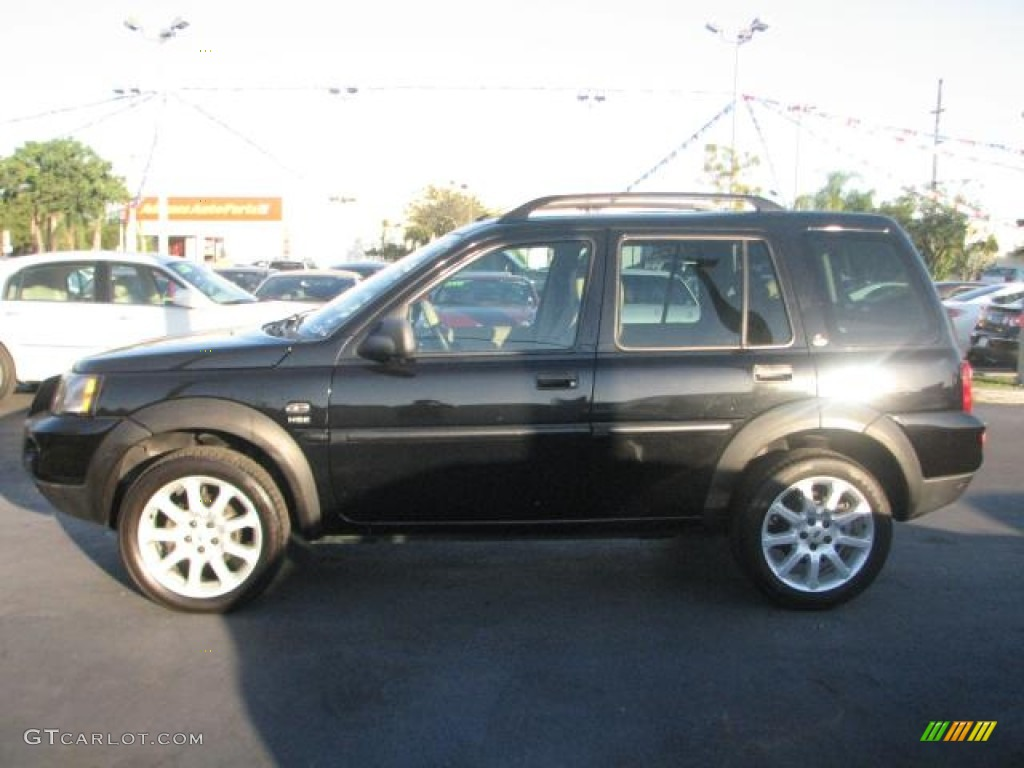 java black 2004 land rover freelander hse exterior photo 58877151. Black Bedroom Furniture Sets. Home Design Ideas
