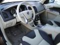 2012 XC60 T6 AWD Sandstone Beige/Espresso Interior