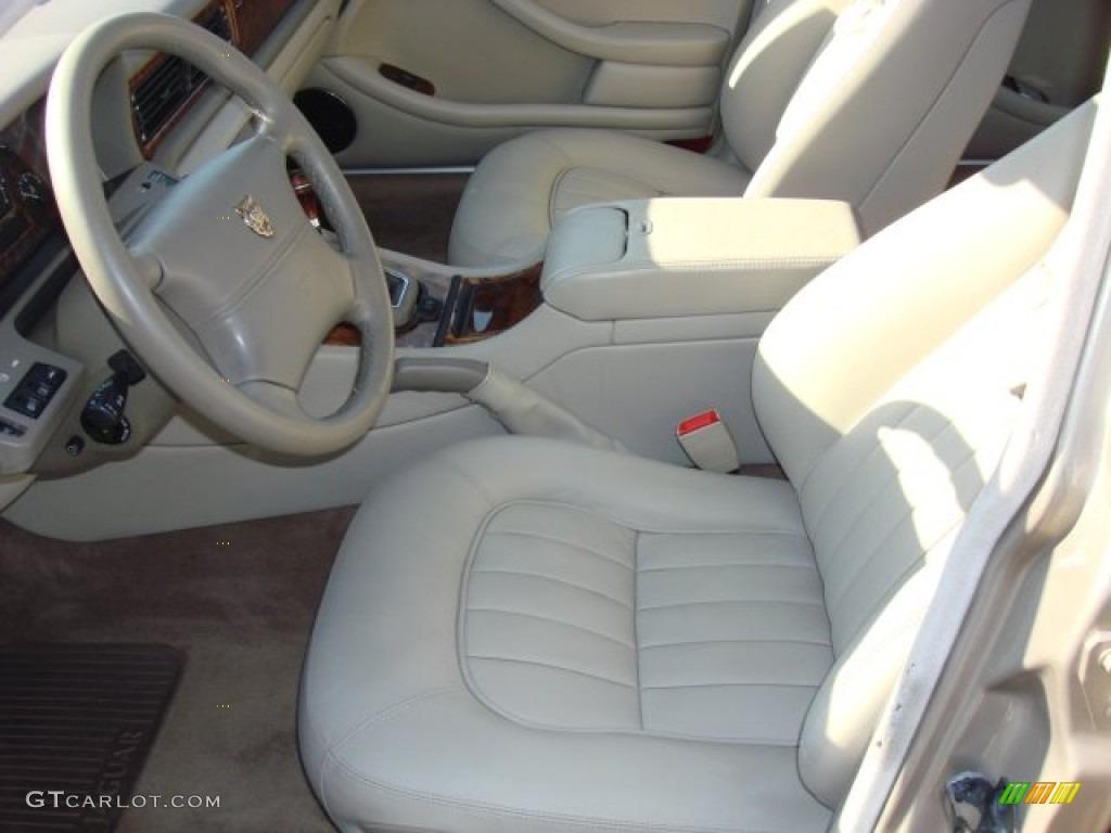Ivory Interior 1997 Jaguar Xj Xj6 Photo 58881336 Gtcarlot Com