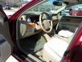 2008 Vivid Red Metallic Lincoln MKZ Sedan  photo #16
