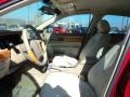 2008 Vivid Red Metallic Lincoln MKZ Sedan  photo #17