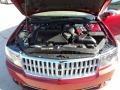 2008 Vivid Red Metallic Lincoln MKZ Sedan  photo #26