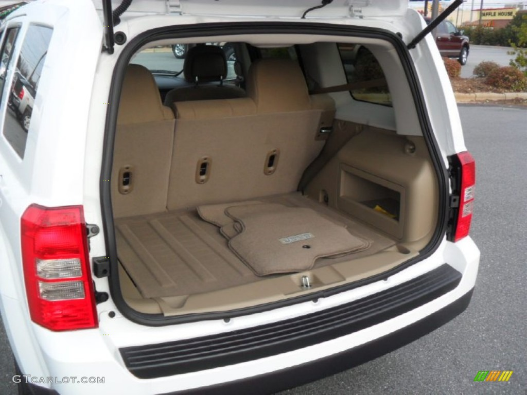 2012 jeep patriot sport trunk photo 58894328. Black Bedroom Furniture Sets. Home Design Ideas