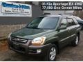 Natural Olive 2005 Kia Sportage Gallery