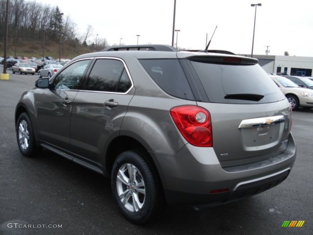 2012 graystone metallic chevrolet equinox lt awd 58852694 photo 6 car color. Black Bedroom Furniture Sets. Home Design Ideas