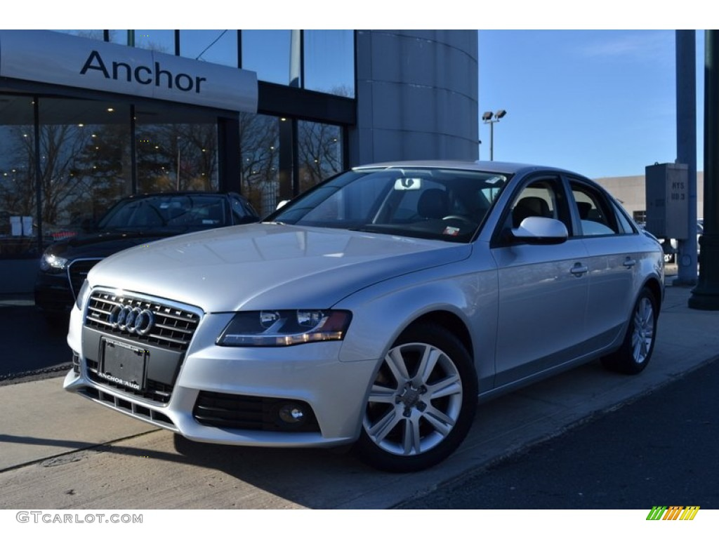 Audi A4 Engine Replacement Cost >> 2010 Audi A4 Silver | 200+ Interior and Exterior Images