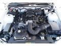 2007 Performance White Ford Mustang V6 Deluxe Coupe  photo #15