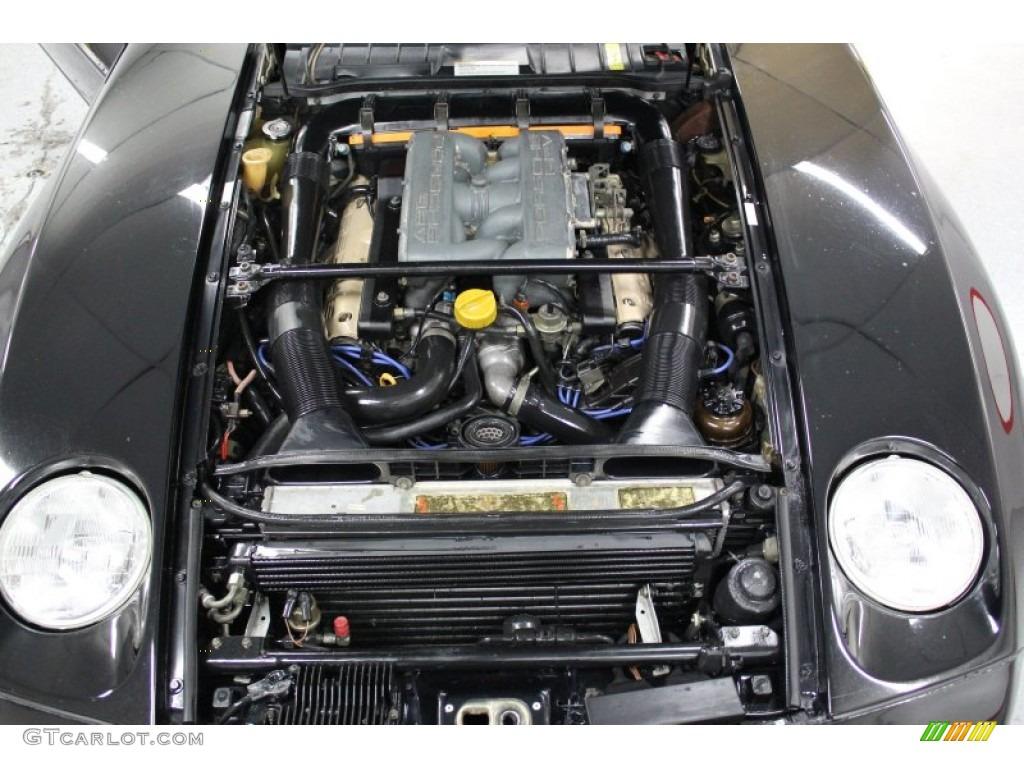 1989 Porsche 928 S4 5 0 Liter Dohc 32 Valve V8 Engine