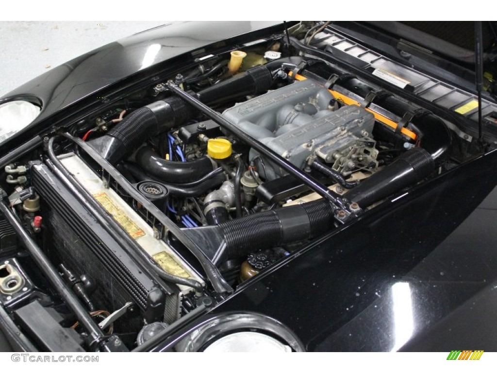 1989 Porsche 928 S4 Engine Photos